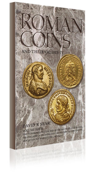 Roman Coins and Their Values (Vol IV)