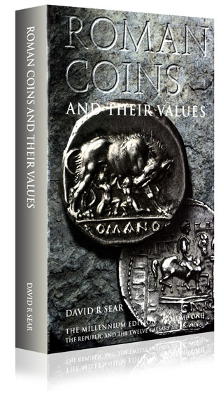 Roman Coins and Their Values (Vol I)