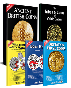Celtic Coin Books