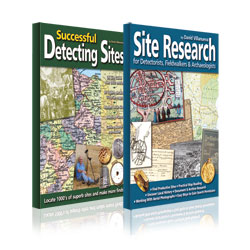Buy both Site Research & Successful Detecting Sites and Save £5!
