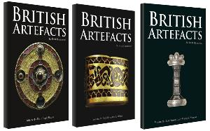 **OFFER** British Artefacts Vols 1,2 & 3