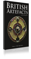 British Artefacts Vol 1 - Early Anglo-Saxon by Brett Hammond.