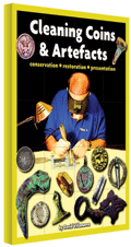 Cleaning Coins & Artefacts by David Villanueva