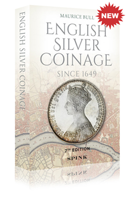 English Silver Coinage Since 1649  **NEW 2021 - NOW IN STOCK**