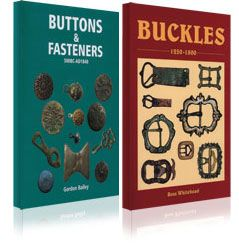 OFFER Buy both Buckles 1250-1800 + Buttons & Fasteners for only £30!