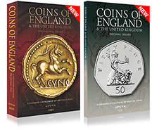 Spink Coins of England 2020 (2 VOLUMES - PRE & POST DECIMAL) **NOW IN STOCK**