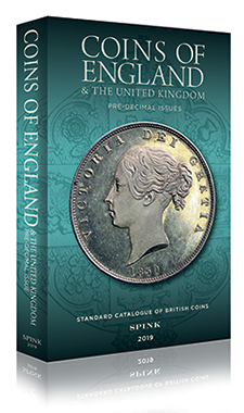 Spink Coins of England 2019  (2 volumes)