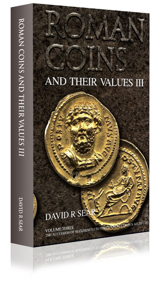 Roman Coins and Their Values (Vol III)