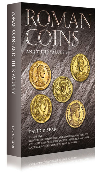 Roman Coins and Their Values (Vol V)