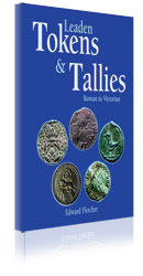 Leaden Tokens & Tallies by Ted Fletcher