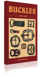 Buckles 1250 - 1800 (inc. price guide) by Ross Whitehead