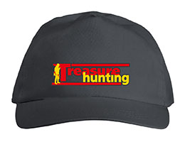 Treasure Hunting Cap